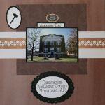 CB-44 Courthouse Arkansas County Stuttgart